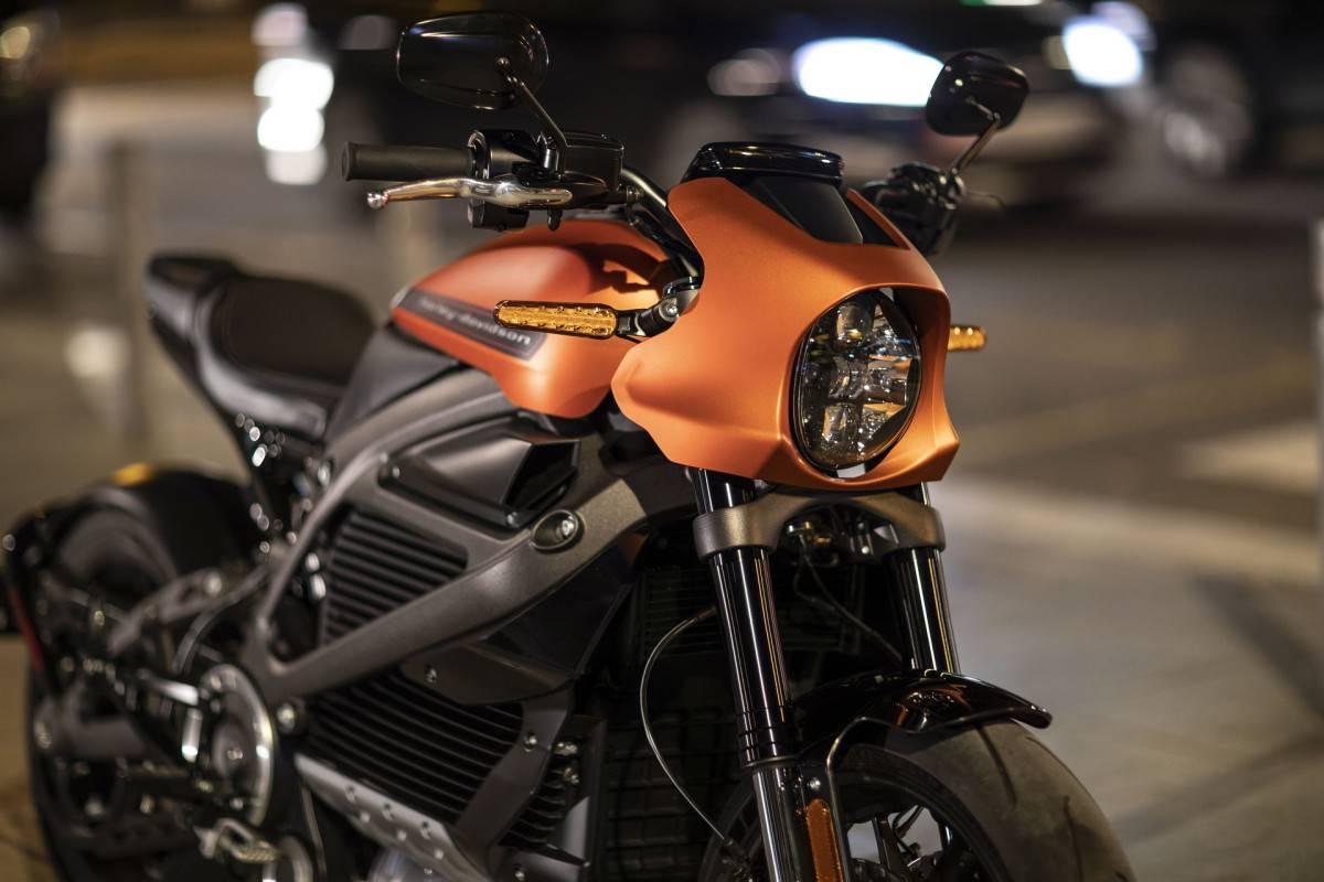 Die neue Harley-Davidson LiveWire